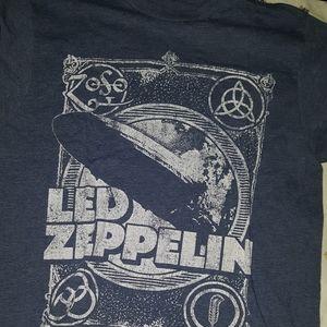 medium mens 2011 led zeppelin shirt